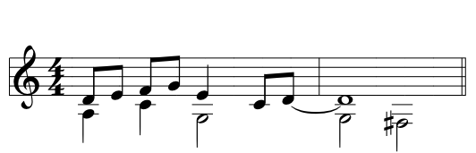 The Lick set in Cavatina